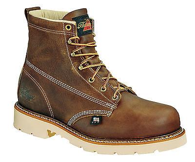 Купить Thorogood - Thorogood 814-4370 6 Soft Toe Crazyhorse Leather Non Slip US Made Work Boots