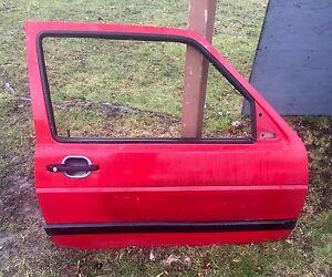 VW Golf MK2 porte