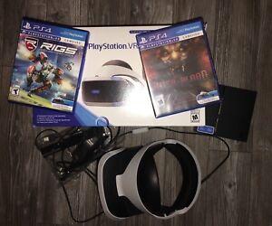 Kit PS VR complet