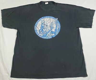 Vintage Faded Star Wars Clone Wars Series Promo T Shirt Size M/L 2008