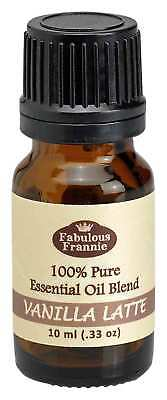 Vanilla Latte 5ml Pure Essential Oil Blend BUY 3 GET1 by Fabulous Frannie
