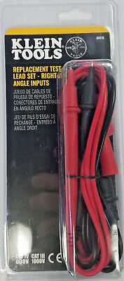 Klein 69410 Replacement Test Lead Set Multimeter Clamp Meter Usa Seller