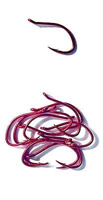 "PFT Red Octopus Beak Hook 50  /""Size 2//0/"" Salmon and Steelhead"