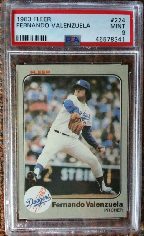 2013 Sportkings Serie F #301 Fernando Valenzuela Tarjeta de los Dodgers de Los Angeles