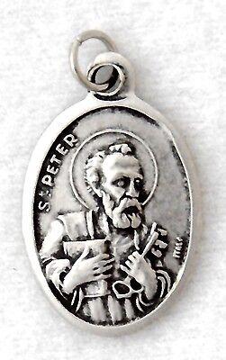 ST PETER & PAUL APOSTLE Catholic Medal patron bakers fishermen masons (Paul Patron Saint Medal)