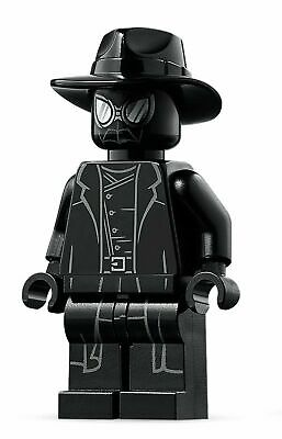 Lego Marvel Super Heroes Spider-Man Noir Minifigure 76150 NEW