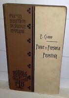 Clodd Edward Fiabe E Filosofia Primitiva Torino Fratelli Bocca 1906 -  - ebay.it