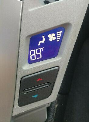 Climate Control AC Switch RH Cadillac CTS 2008 2009 2010 2011 2012 2013 U2T 2BR
