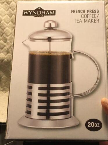 Wyndham House - 20oz French Press Coffee Maker - Brand. New
