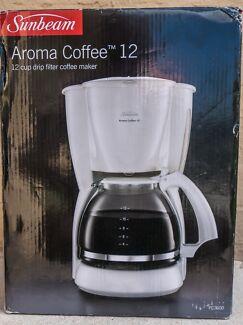 Sunbeam Coffee Machine Model PC3600