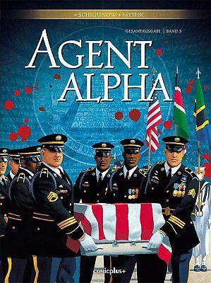 Agent Alpha - Gesamtausgabe 3   Comicplus+