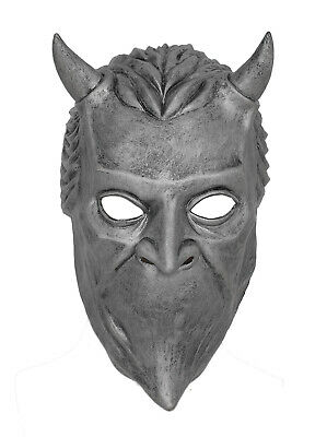 Nameless Ghoul Cosplay Mask Ghost B.C Rock Roll Band Costume Comic  Halloween - Halloween Costumes C