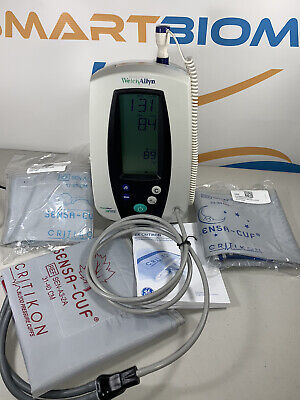 Welch Allyn 420 Series Spot Vital Signs Monitor Nibp Temperature- Biomed Tested