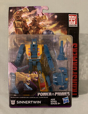 Transformers power of the primes Sinnertwin Terrorcons Abominus combiner wars