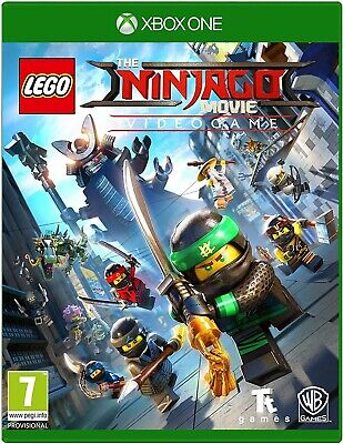 LEGO The Ninjago Movie Videogame | Xbox One New