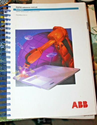 ABB 3HAC 7774-1 Revision C BaseWare Reference Manual RobotWare-OS 4.0 Reference