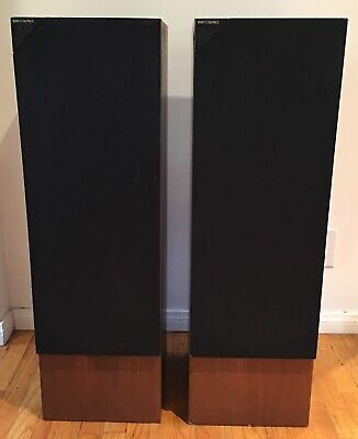 KEF C80 SERIES 3-WAY STEREO SPEAKERS