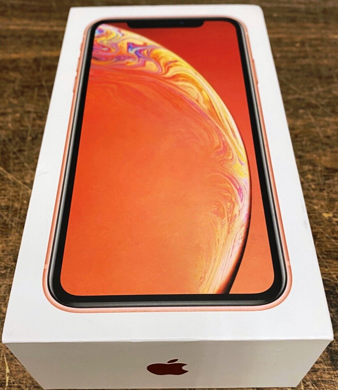 Apple iPhone XR 128GB Coral UNLOCKED A1984 (CDMA/GSM) AT&T Verizon T-Mobile NEW