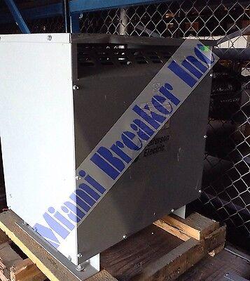 Jefferson Electric 423-723400 75 Kva Transformer