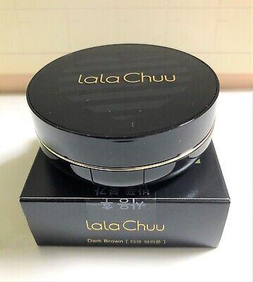 LaLa Chuu Volume Hair Cushion Dark Brown 15g Korean cosmetics