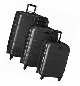 Samsonite Omni PC Luggage Sets - Black