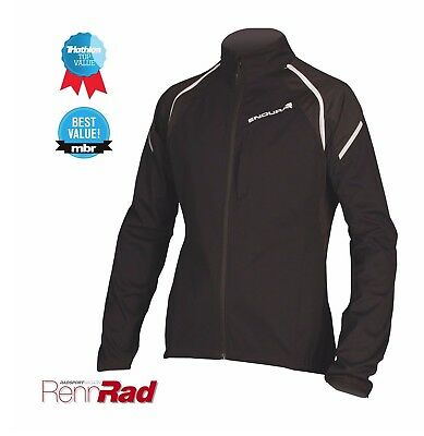 Endura Convert Softshell Windproof & Breathable 3-Season Jersey / Jacket / Gilet Breathable 3 Season Jacket