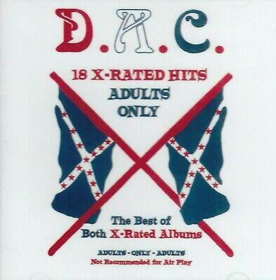 DAVID ALLAN COE 18 X - Rated Hits CD allen