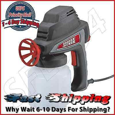 Electric Paint Sprayer Airless Spray Gun Paint Spray Gun 5 Gallons Per Hour NEW