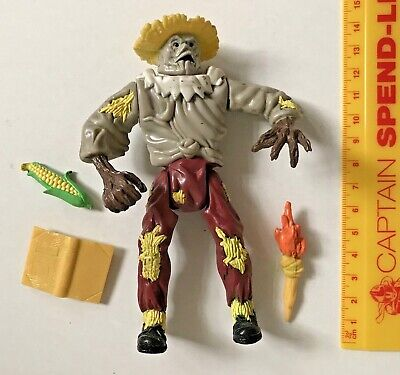 VINTAGE 1996 GOOSEBUMPS RL STINE TOY SCARECROW WALKS... ACTION FIGURE COMPLETE! for sale  Shipping to Canada