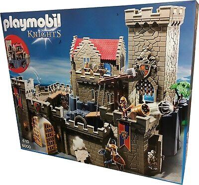 Playmobil® 6000 Knights Königsburg der Löwenritter NEU+OVP