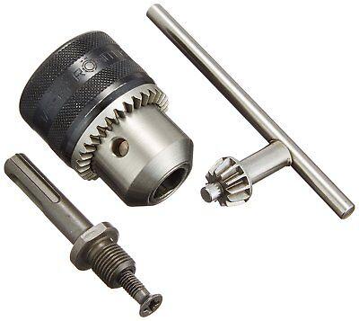 Bosch Bohrfutter mit SDS-Plus Adapter 1,5-13 mm Zahnkranzbohrfutter + Schlüssel gebraucht kaufen  Fernwald
