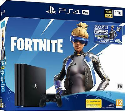 1TB PS4 PRO FORTNITE NEO VERSA BUNDLE - NEW & SEALED - IN STOCK NOW!!!