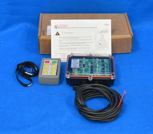 LODAR 92106-8 6-Function Wireless Winch Remote Control