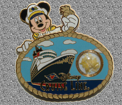 Piece of Disney Cruise Line History Pin DISNEY LE 750