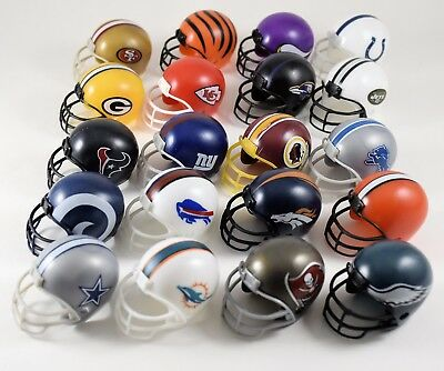 Party Favors Football Helmet Pencil Toppers Kids Birthday Goody Bags NFL Gifts](Nfl Party Favors)