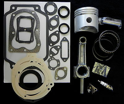 Engine Rebuild Kit For 8Hp Kohler  K181 And M8 W Free Items