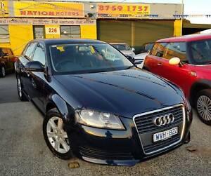 2009 Audi A3 Tronic Attraction (Incl.Rego/RWC/Warranty) Dandenong Greater Dandenong Preview