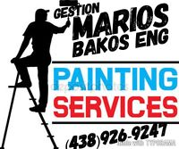 Skilled Painter Available now 438-926-9246