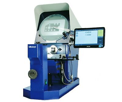 Ph-a14 Mitutoyo Optical Comparator M2 Display Package