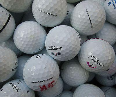 50 Titleist Pro V1/V1X Pelotas de golf AAA Modelo 2014