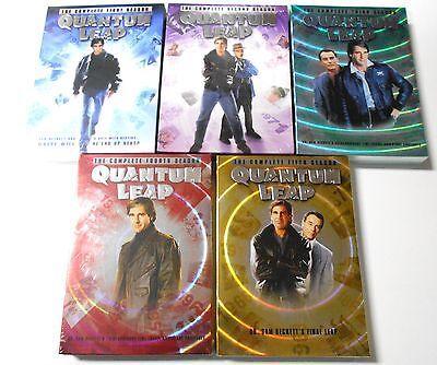 Quantum Leap (Complete Series) Season 1, 2, 3, 4 & 5 - DVD TV Shows BRAND NEW