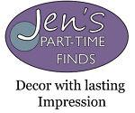 Jen's Part-Time Finds