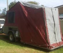 Custom Made Camper Trailer - Quick Sale Cranley Toowoomba City Preview