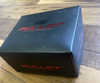 Zebco Bullet Empty Box Foam Exploded View Parts List Only