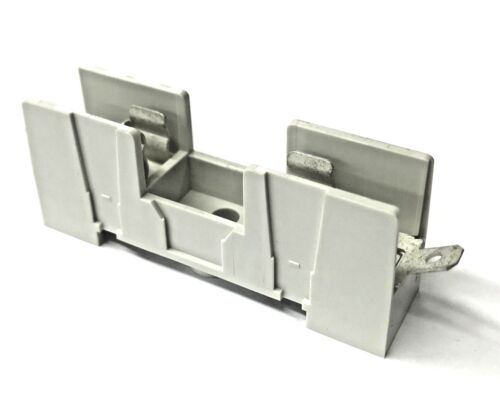 New SATO # F-700-B Fuse Holder for 3AG Fuses Modular
