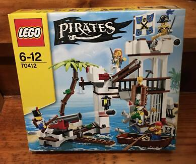 LEGO Pirates - 70412 Soldiers Fort - Brand New in Sealed Box