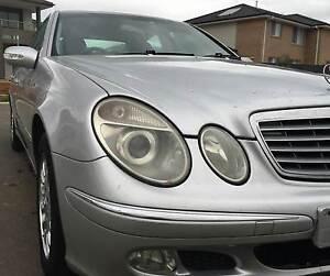 2002 Mercedes-Benz 320 Sedan Narre Warren Casey Area Preview