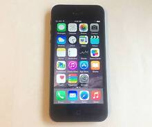 Apple iPhone 5 16GB Black Factory Unlocked Excellent Condition Darch Wanneroo Area Preview