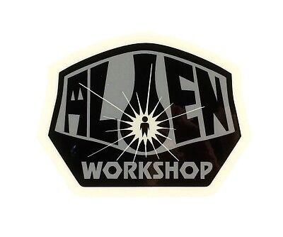 1ecdccc3b893 Alien WorkShop OG Logo Skateboard Sticker 3.2in black si