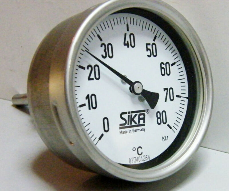 SIKA Präzisions Zeiger Thermometer 302 - unused -